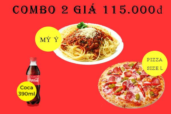 COM BO KHUYẾN MẠI Pizza Hà Nội.
