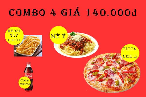 ảnh bìa minh hoạ Pizza Hà Nội