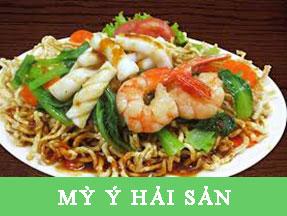 MỲ Ý HẢI SẢN Pizza Hà Nội