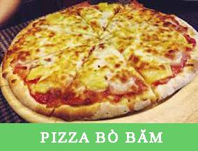 PIZZA BÒ BĂM Pizza Hà Nội